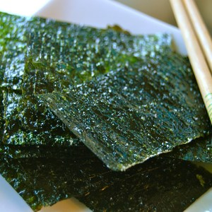 Medium nori alga come mejor
