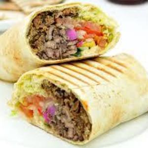 Medium shawarma