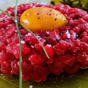 Medium steaktartare