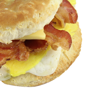Medium bacon egg and cheese biscuit 702813  340