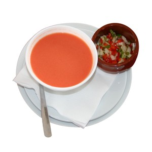 Medium gazpacho soup 1625054