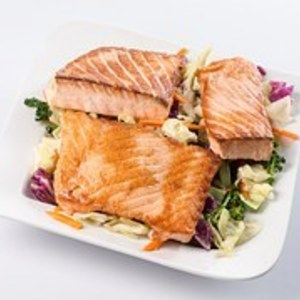 Medium teppan salmon 621421  180