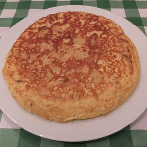Medium tortilla de patatas