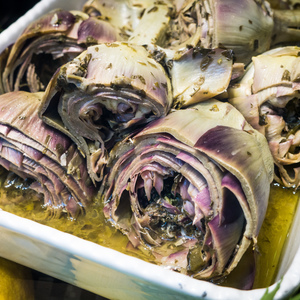 Medium foodiesfeed.com marinated artichokes