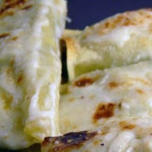 Medium canelones al queso fresco