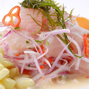 Medium ceviche