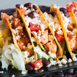 Medium foodiesfeed.com tasty chicken tacos with cheese1