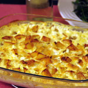 Medium 24 bacalhau com natas